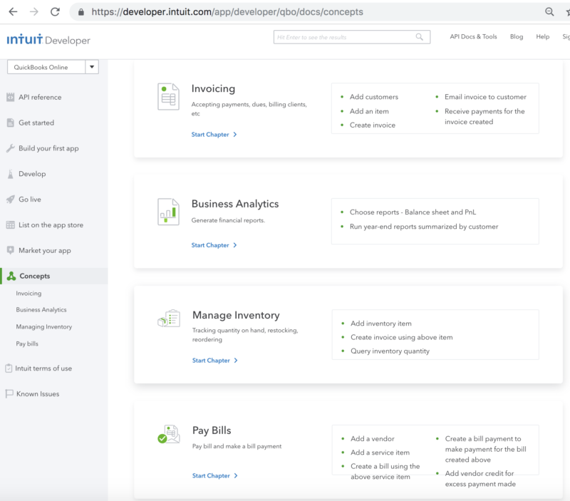 """new """"accounting concepts"""" documentation helps devs build better QBO integrations"""