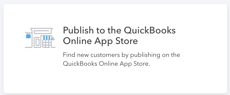 better doc flow to understand how to publish your QBO app integration in the QuickBooks app store