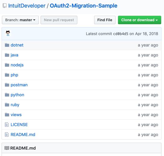 GitHub samples